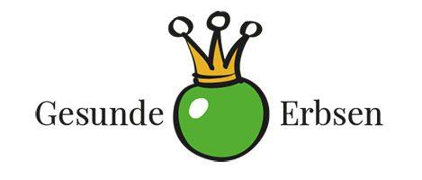 Logo des Blogs Gesunde Erbsen