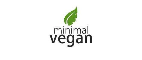Logo des Blogs Minimal Vegan