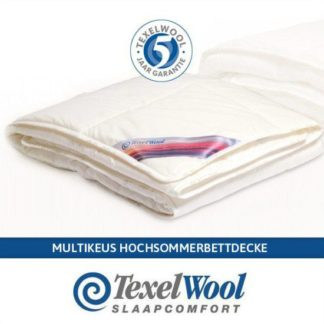 TexelWool Multikeus Bettdecke