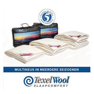 TexelWool Multikeus