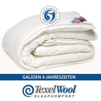 TexelWool Galjoen Bettdecke