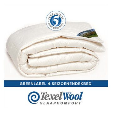 TexelWool Green Label Bettdecke