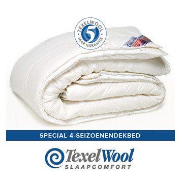 TexelWool Special Bettdecke