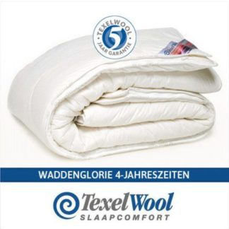 TexelWool Waddenglorie Bettdecke