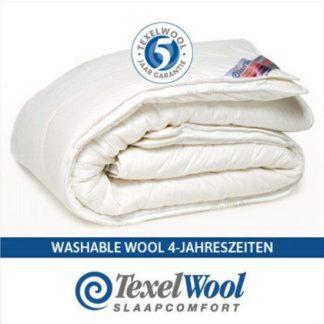 TexelWool Washable Bettdecke