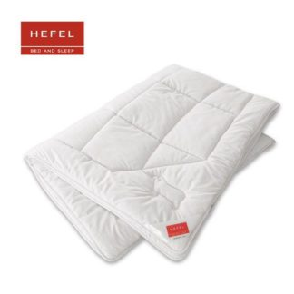 Hefel Bio-Wool Bettdecke