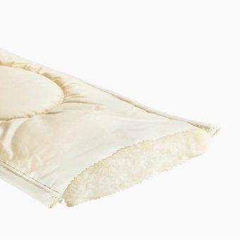 Querschnitt Kleiner Merinowolle Bettdecke