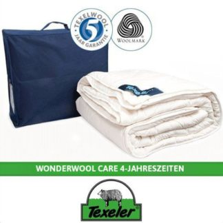 Texeler WonderWoll Care Bettdecke